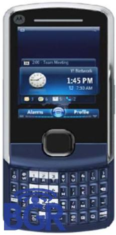 Motorola Ironman, otro más equipado con Android