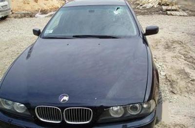 El conductor de este BMW tuvo una suerte de escándalo (entrega 12)
