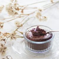 ¿Antojo de chocolate? Pues no te pierdas esta receta de mousse de chocolate al horno