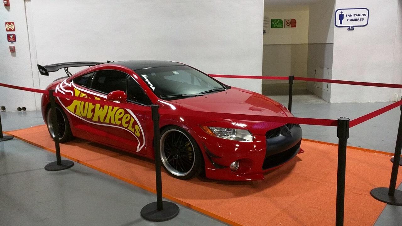 Foto de 8o Salón Hot Wheels México (1/14)