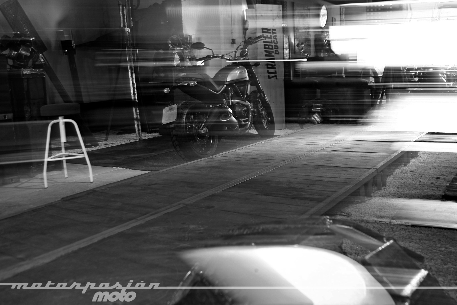 Foto de Ducati Scrambler, presentación 1 (1/67)