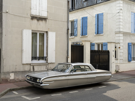 Renaud Marion Buick Special 2 Door Sedan 1961