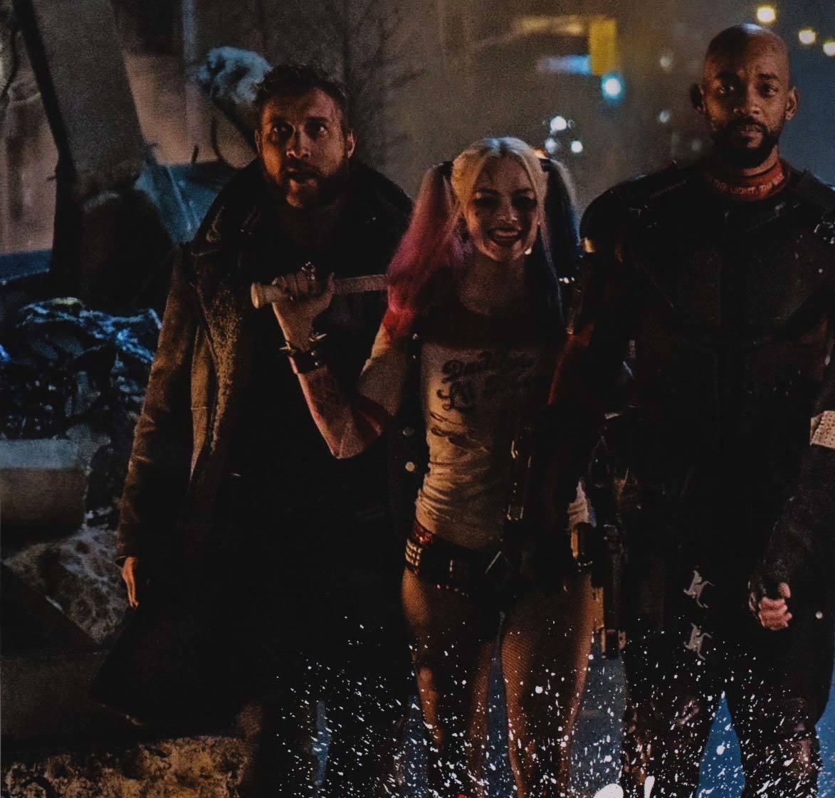 Foto de Nuevas imágenes de Suicide Squad (8/12)