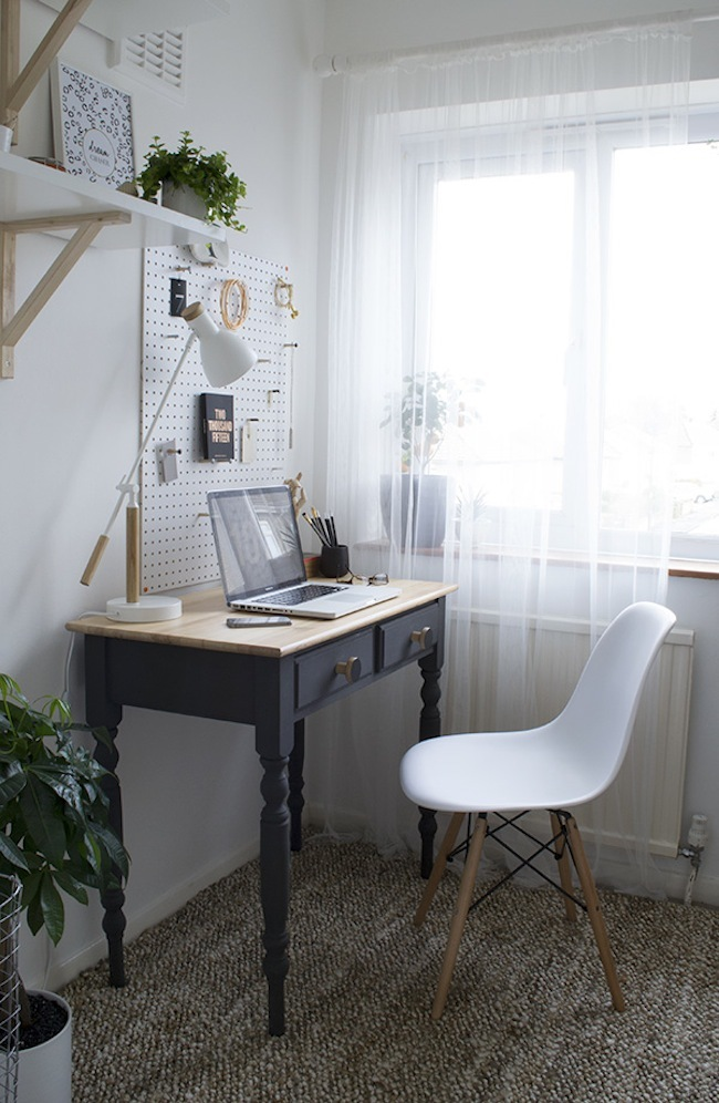 Office Workspace Makeover Curate And Display