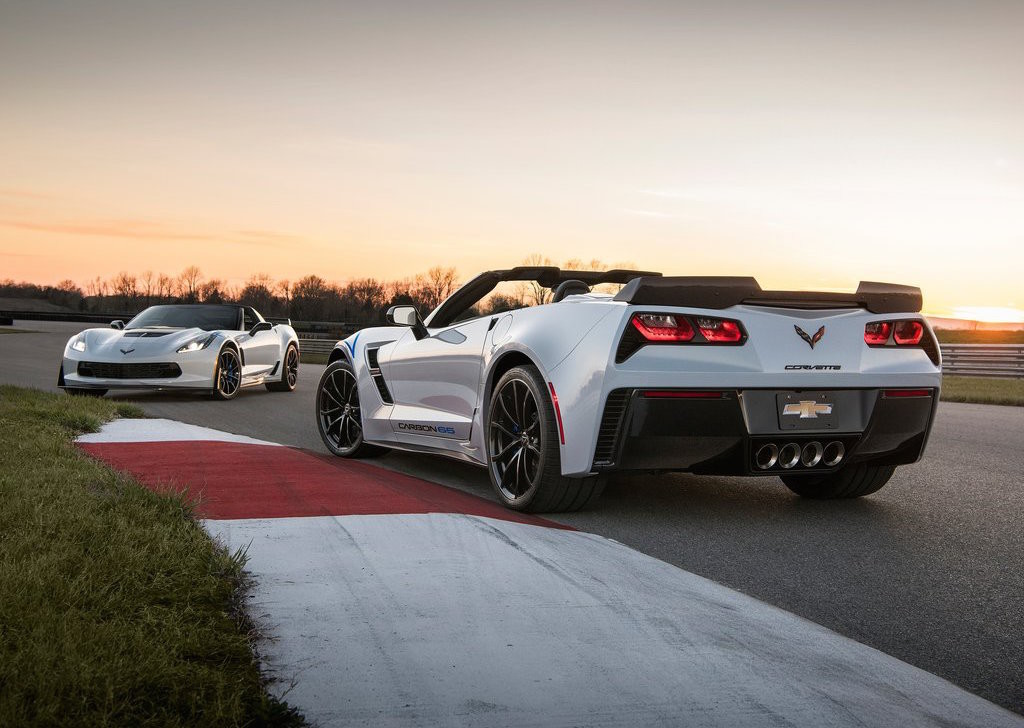 Foto de Chevrolet Corvette Carbon 65 Edition (4/7)