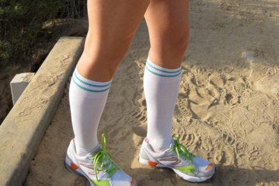 Que no queden pliegues en tu calcetín