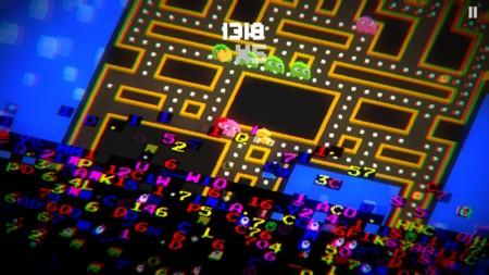 Pac-Man 256, un laberinto sin fin que revive lo mejor de la década de los 80s ahora para consolas