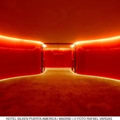 Foto 1 de 8 de la galería hotel-puerta-america-mark-newson en Decoesfera