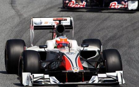 GP de España F1 2011: Hispania Racing F1 Team protagoniza una carrera sosa en casa con peor resultado del esperado