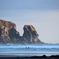 2.000.000€ de cocaína abandonados en la playa: Nueva Zelanda es la nueva meca de los traficantes