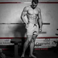 Marca tu abdomen bajo entrenando en casa