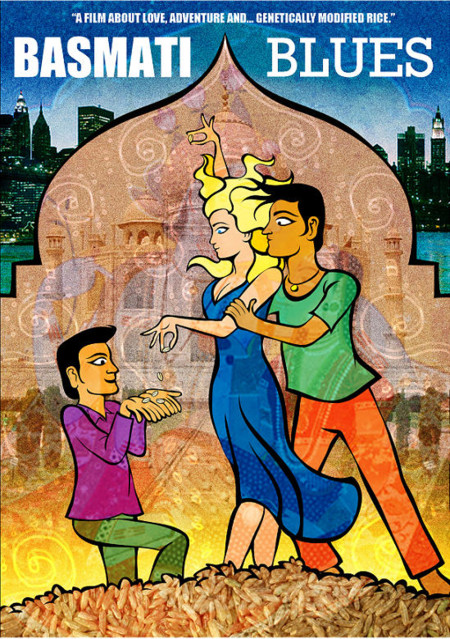 Teaser póster de Basmati Blues