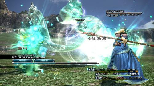 Foto de 'Final Fantasy XIII', nuevas imágenes (5/21)
