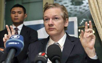 Julian Assange tendrá su película