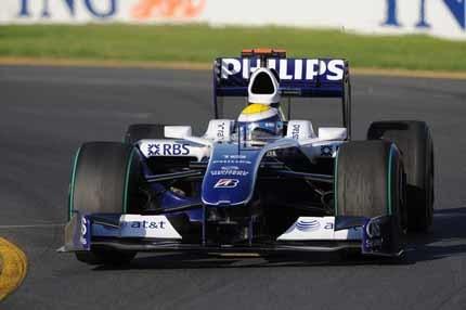 Nico Rosberg repite y vuelve a ser el más rápido