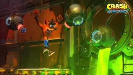 Crash Crash Bandicoot N. Sane Trilogy recupera las muertes locas de Crash y aquí tienes nueve de ellas