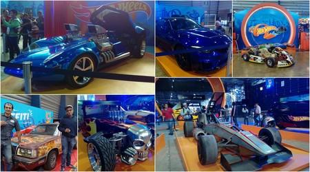 10º Salón Hot Wheels, 45 mil fans de los autos a escala reunidos en CDMX