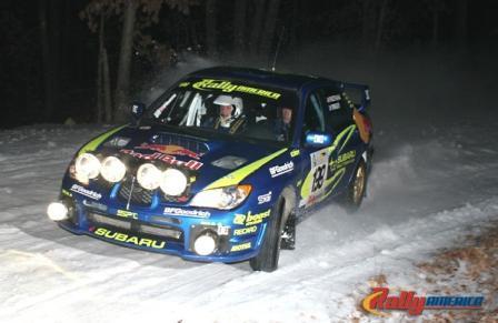Derek Ringer, de copiloto de Colin a copiloto de Travis Pastrana