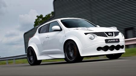 Nissan entrega su primer Juke-R de serie