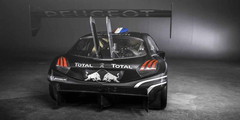 Foto de Peugeot 208 T16 Pikes Peak (2/22)