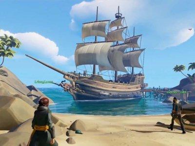 Sea of Thieves de Rare nos muestra un poco más en la Gamescom