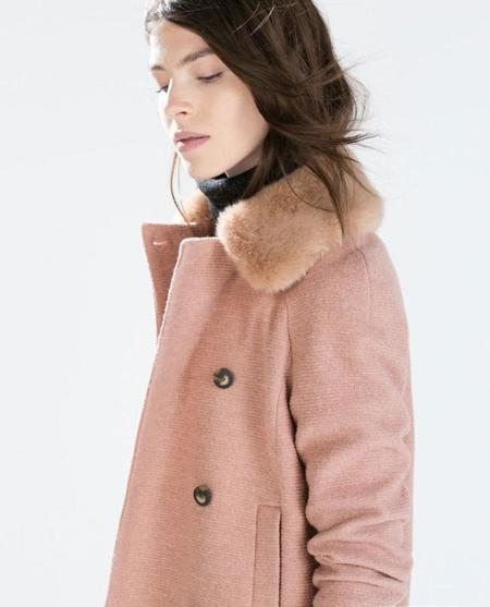 Claves de estilo para ir de shopping: abrigos en color pastel