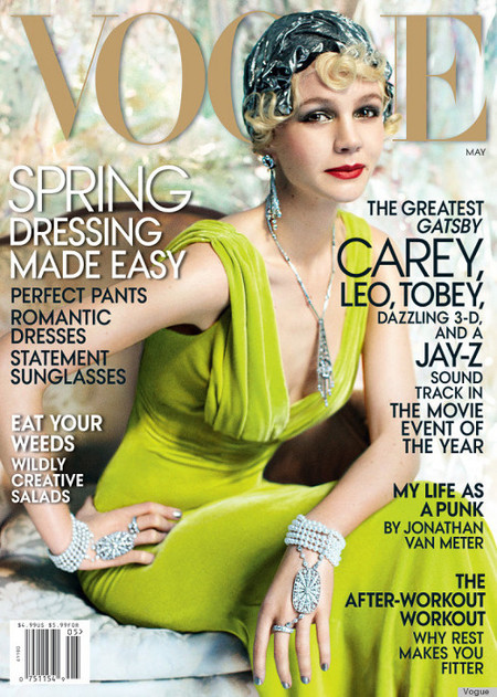 Vogue portada Carey Mulligan