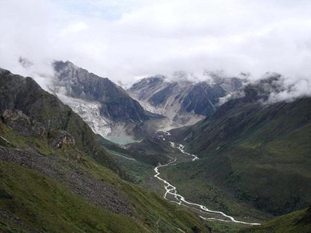 Los efectos del calentamiento en los glaciares del Himalaya