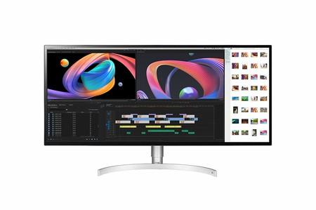 """Monitor 5K ultrapanorámico de 34"""" de LG, más barato y al mejor precio en Amazon: 1.088 euros"""