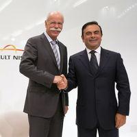 La colaboración entre Daimler y Renault-Nissan podría tener los días contados tras la marcha de Ghosn y Zetsche