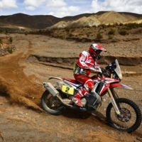 Dakar 2016: Jujuy - Jujuy, etapa 4