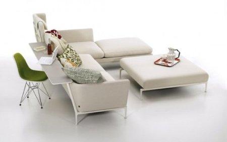 sofa zona trabajo