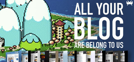 Yoshi, el timo del crowdfunding y Superman. All your blog are belong to us (CCVII)