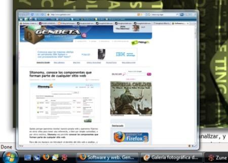 ThumbnailSizer, cambia el tamaño de las miniaturas de la Barra de Tareas de Vista