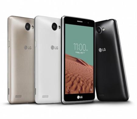 LG Max (LG Bello II), un nuevo gama media de LG que llegará a México