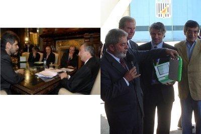 El OLPC ya es una realidad, está en Brasil y Argentina