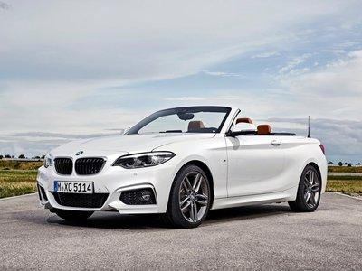 BMW Serie 2 Convertible: Precios, versiones y equipamiento en México