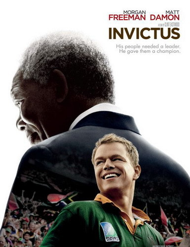 'Invictus' de Clint Eastwood, cartel