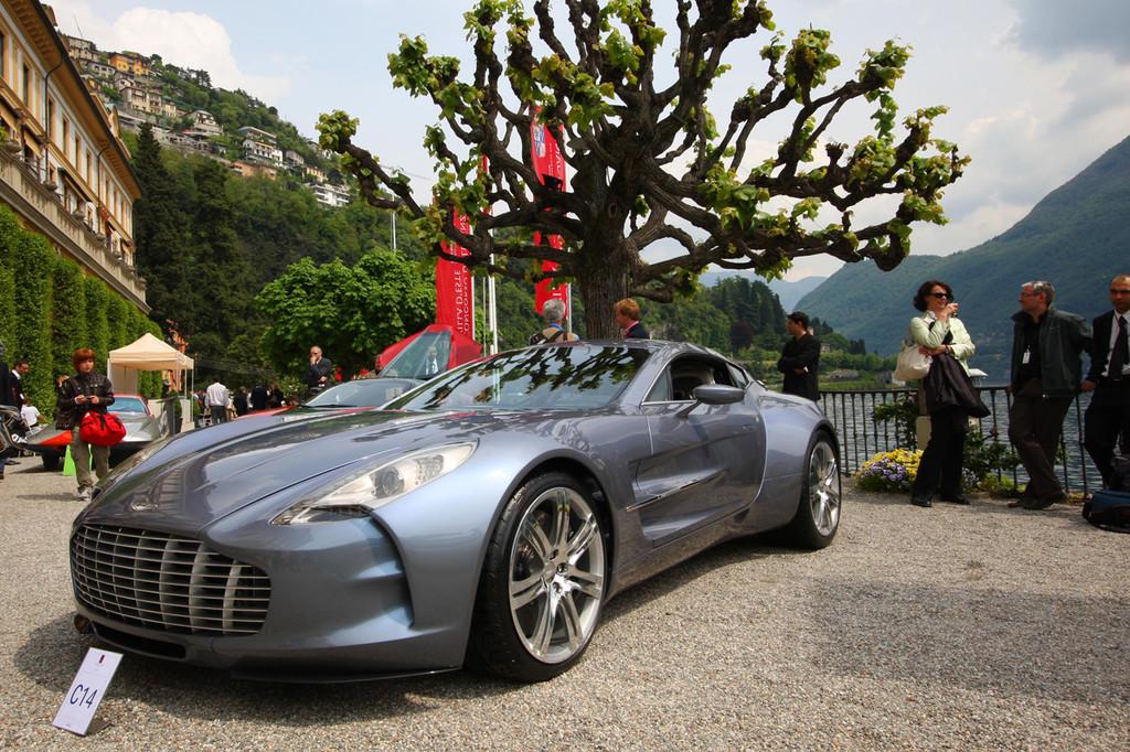 Foto de Aston Martin One-77 (3/20)