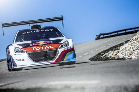 Peugeot sigue con la promoción del 208 T16 para Pikes Peak