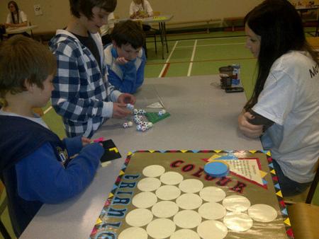 Talleres de ingenio y lógica para niños en el 'Canguro Verde'