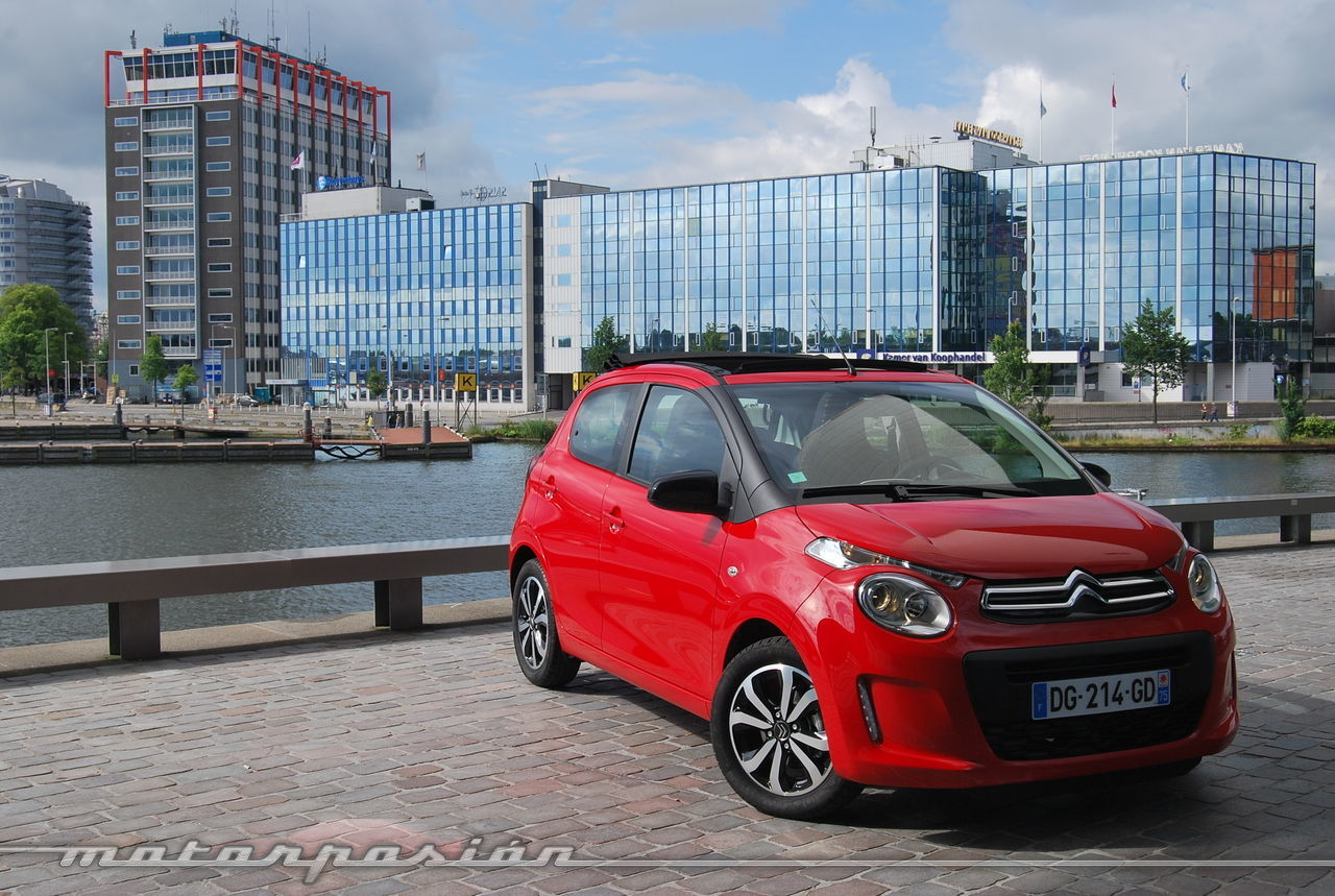 Foto de Citroën C1 (presentación) (6/34)