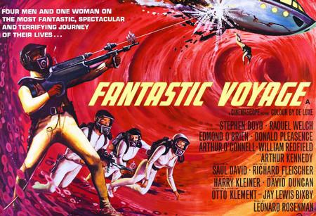 Ciencia-ficción: 'Viaje alucinante', de Richard Fleischer