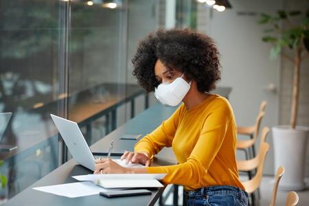 LG lanza la PuriCare Wearable Air Purifier, su nueva mascarilla con purificador de aire portátil integrado