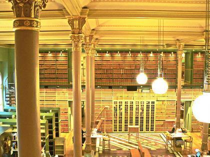 Biblioteca Suecia