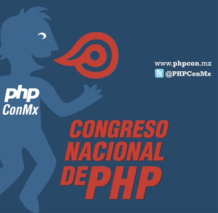 Asiste al Congreso Nacional de PHP en México 2011