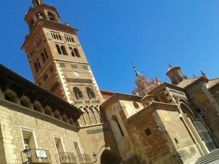 Catedral Santa María Teruel mudéjar