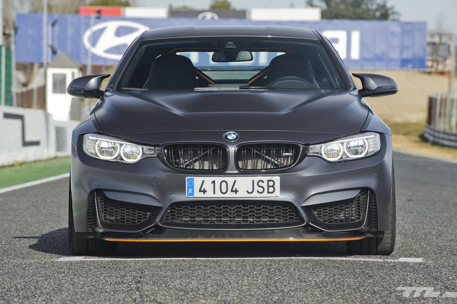 Foto de BMW M4 GTS (Prueba) (27/38)