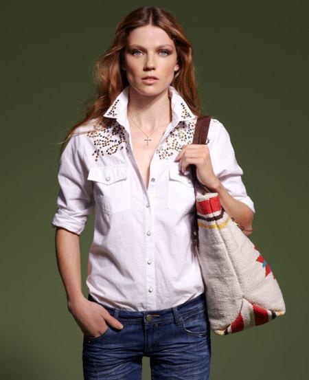 SuiteBlanco denim Primavera-Verano 2013: imprescindibles que no pueden faltar