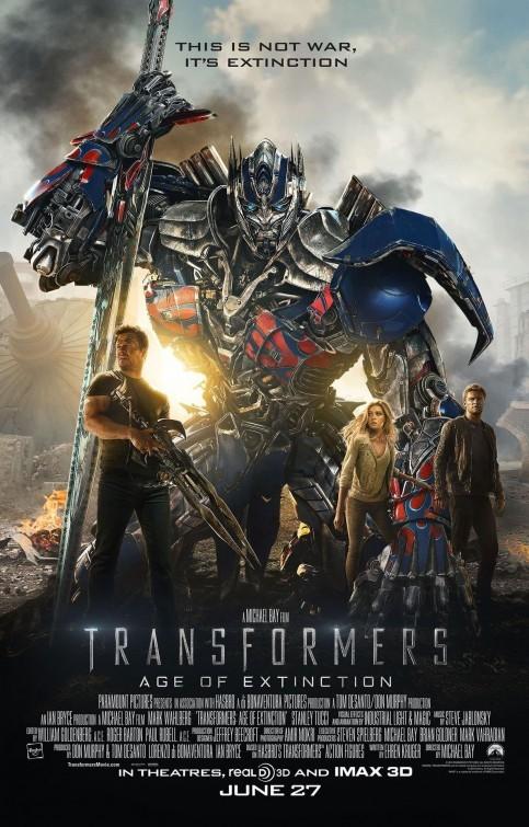 Foto de 'Transformers: La era de la extinción', carteles (11/17)